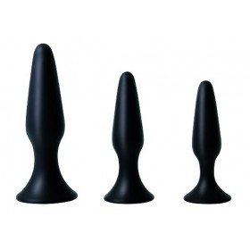 Adam & Eve Silicone Booty Camp Training Kit Set 3