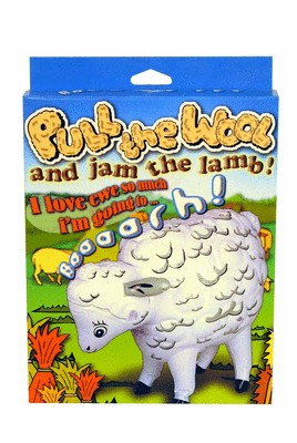 Pull the Wool and Jamb the Lamb Im Going to Baaaaarh!
