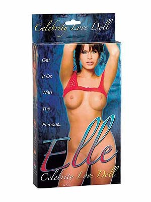 Elle Inflatble Love Doll