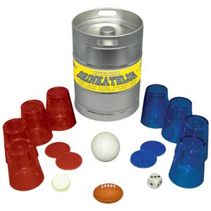 Drinkathlon Drinking Games Set