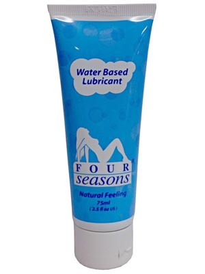 Four Seasons Personal Lubricant 75ml