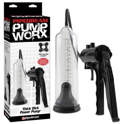 Pump Worx Thick Dick Power Pump