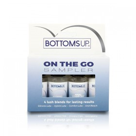 Bottoms Up On-The-Go Sampler - 4 Pack