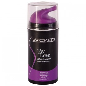 WICKED TOY LOVE 100ml Water Based Lubricant