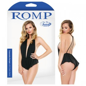 Romp Cassandra Romper with Chain Detail - S/M