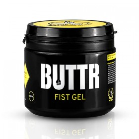 BUTTR Fist Gel - Fisting Gel Lubricant - 500 ml Tub