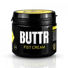 BUTTR Fist Cream - Fisting Cream Lubricant - 500 ml Tub