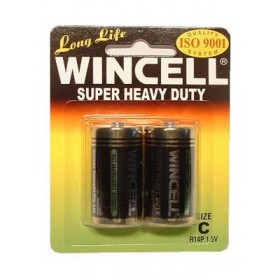 Wincell C Super Heavy Duty Batteries