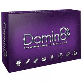 Domin8 Couples Board Game