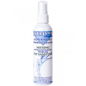 Advanced Smart Cleaner 8 oz Bottle Misting
