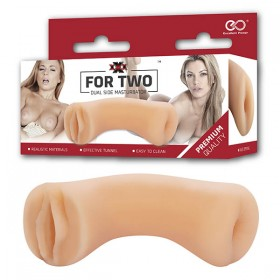 XXX For Two Dual Side Masturbator - Pussy & Ass