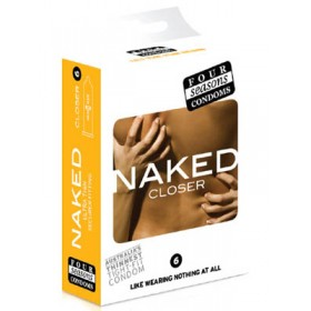 Naked Closer Condoms