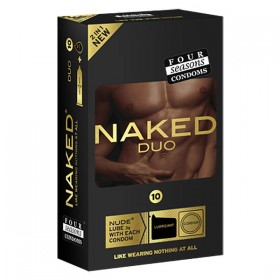 Naked Duo Condoms
