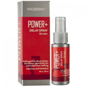 Power + Delay Spray for Men 59ml Bottle