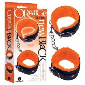 Orange Is The New Black Love Cuffs Ankle