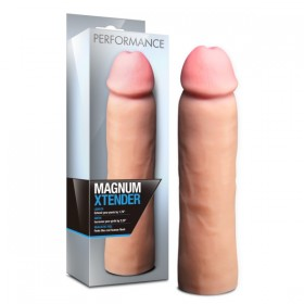 Performance Magnum Xtender Flesh Penis Length & Girth Extension Sleeve
