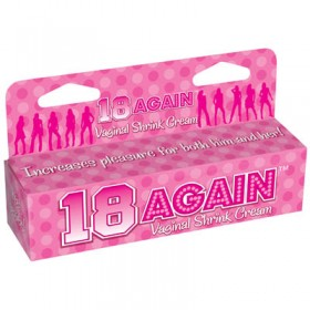 18 AGAIN! Vaginal Tightening Cream 44ml