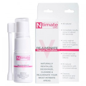 Ntimate OTC Rejuvinate 10 ml Vaginal Revitaliser Spray