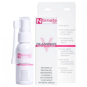Ntimate OTC Rejuvinate 30 ml Vaginal Revitaliser Spray