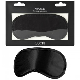 Ouch Soft Eye Mask Black