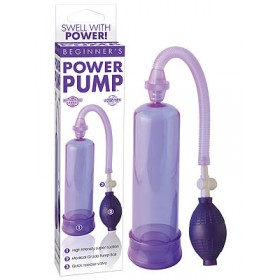 Beginner's Power Pump Purple