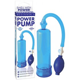 Beginner's Power Pump Blue