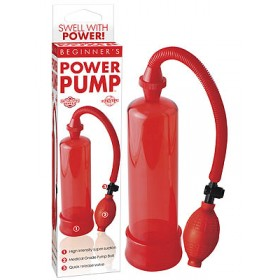 Beginner's Power Pump Red