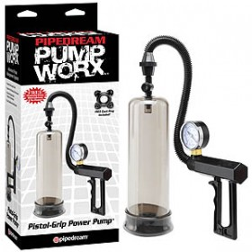 Pump Worx Pistol-Grip Power Pump