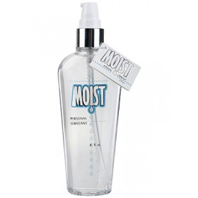 Moist Water Based  4oz
