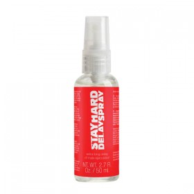 PHARMQUESTS STAY HARD Male Delay Spray 50 ml Bottle