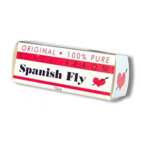 Spanish Fly Original Black Arrow Aphrodisiac For Women, Libido Enhancement