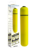 Neon Luv Touch Bullet XL Yellow